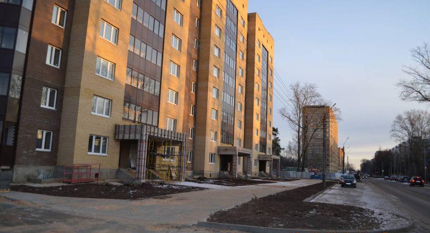 ЖК на ул. Тверская (Дубна) изображение 1