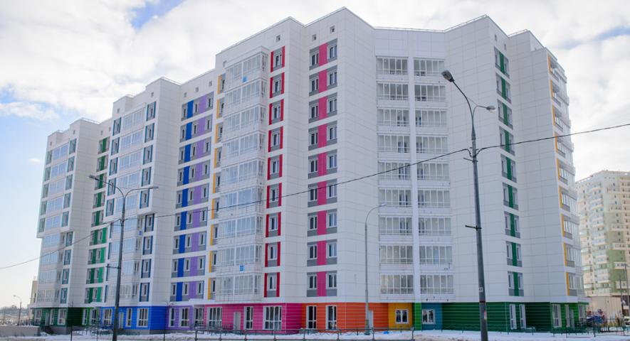 Жилые дома в Зеленограде изображение 1