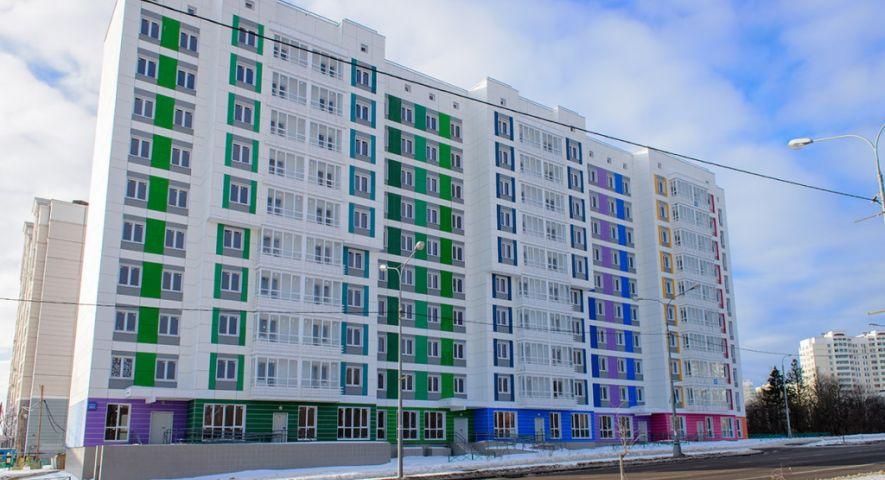 Жилые дома в Зеленограде изображение 3