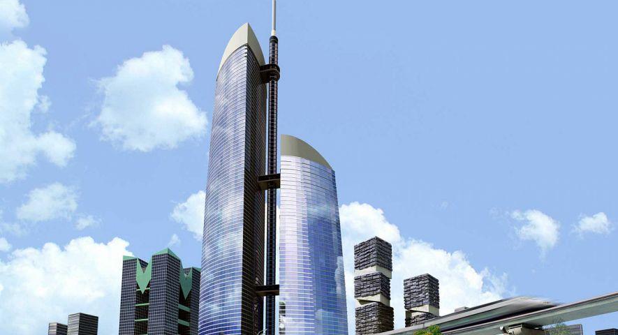 МФК «Башня Федерация» изображение 4