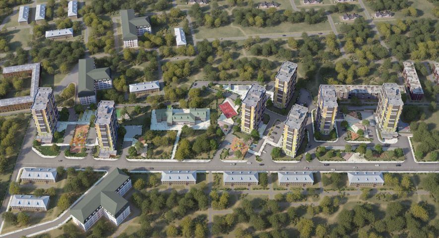 Жилой квартал «Мирапарк» изображение 0