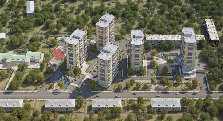 Жилой квартал «Мирапарк» изображение 1