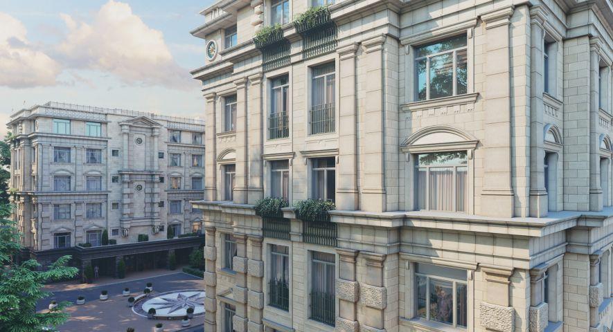 Клубный дом Astris (резиденции на Косыгина) изображение 2