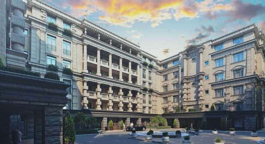 Клубный дом Astris (резиденции на Косыгина) изображение 3