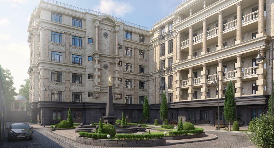 Клубный дом Astris (резиденции на Косыгина) изображение 4
