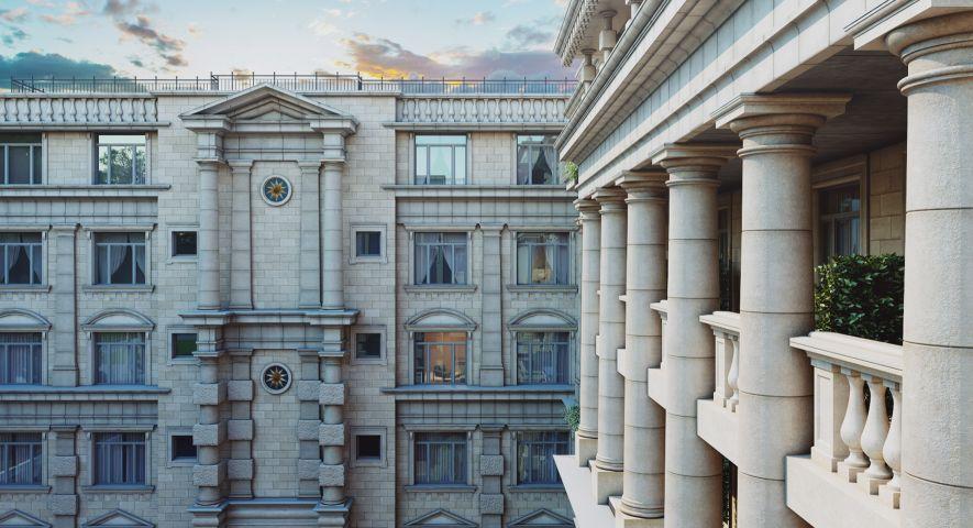 Клубный дом Astris (резиденции на Косыгина) изображение 5