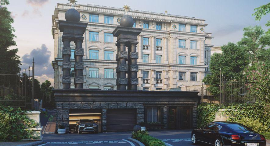 Клубный дом Astris (резиденции на Косыгина) изображение 8