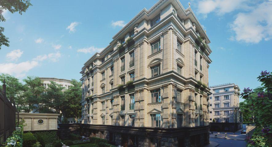 Клубный дом Astris (резиденции на Косыгина) изображение 9