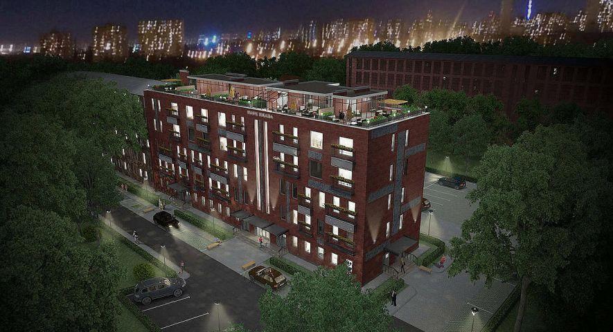 Апарт-комплекс Park Plaza (Парк Плаза) изображение 1