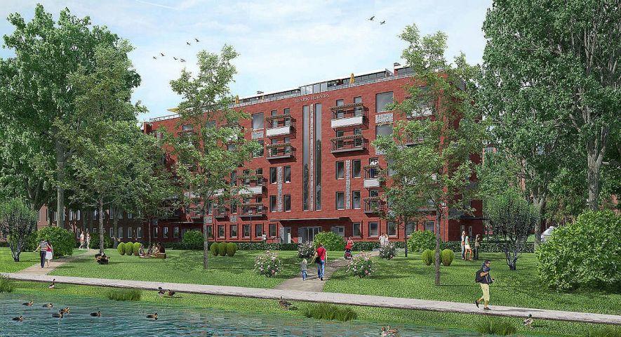 Апарт-комплекс Park Plaza (Парк Плаза) изображение 6