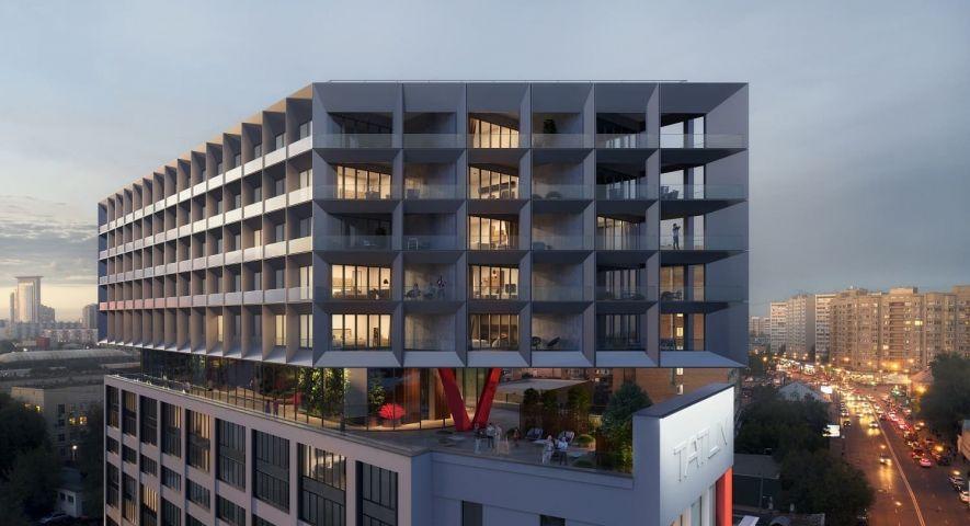 Клубный дом Tatlin Apartments (Татлин) изображение 0