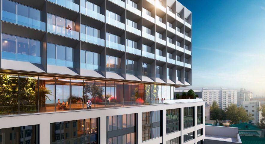 Клубный дом Tatlin Apartments (Татлин) изображение 2