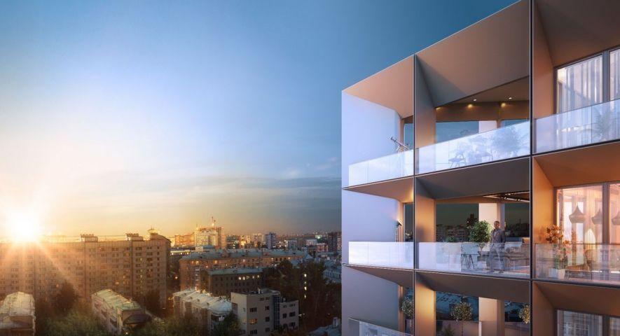 Клубный дом Tatlin Apartments (Татлин) изображение 3