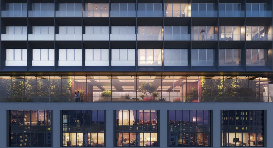 Клубный дом Tatlin Apartments (Татлин) изображение 6