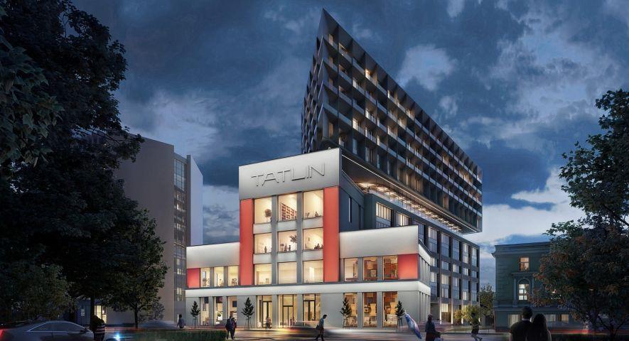 Клубный дом Tatlin Apartments (Татлин) изображение 7