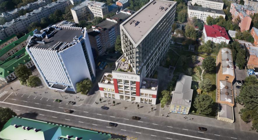 Клубный дом Tatlin Apartments (Татлин) изображение 8