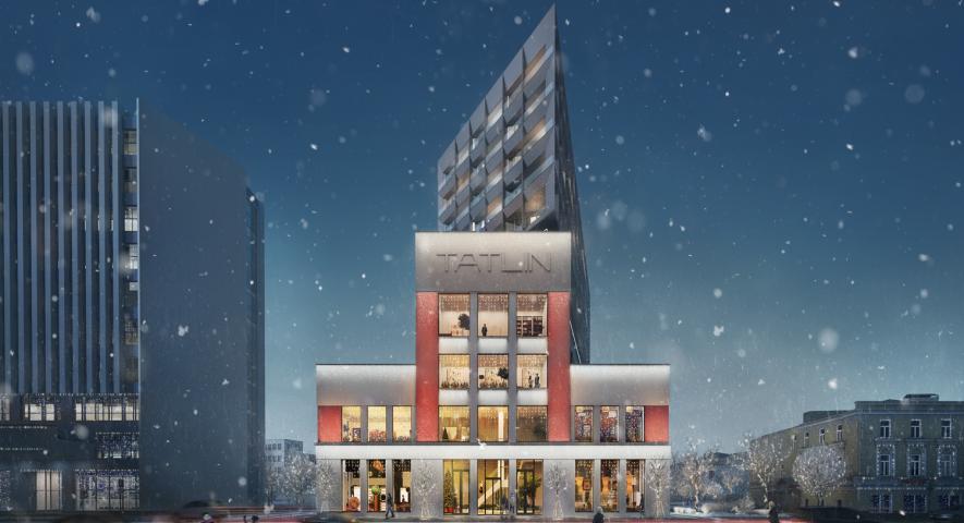 Клубный дом Tatlin Apartments (Татлин) изображение 9