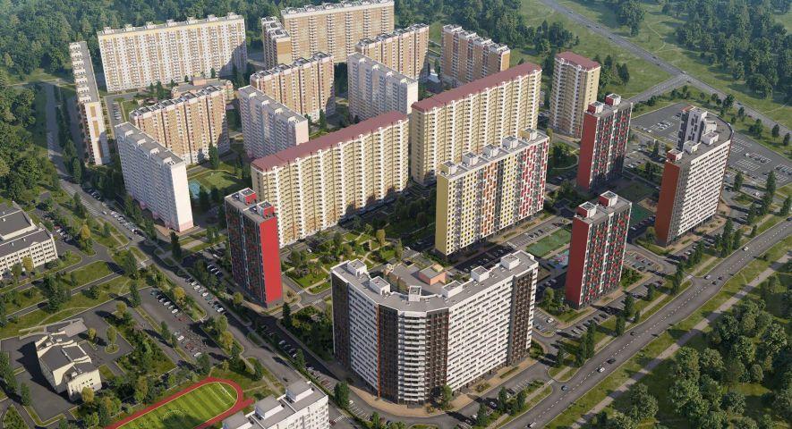 ЖК «Домодедово парк. Новый квартал» изображение 2