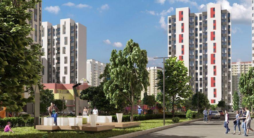 ЖК «Домодедово парк. Новый квартал» изображение 3