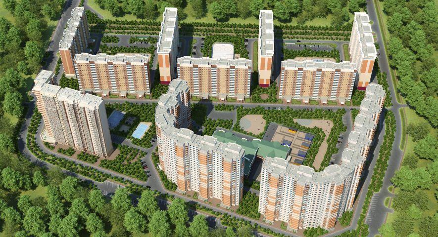 ЖК «Домодедово парк. Новый квартал» изображение 4