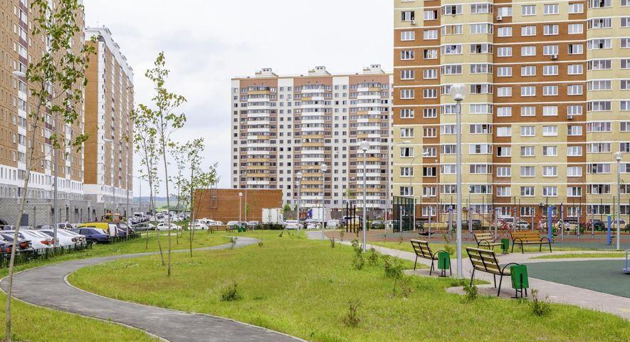 ЖК «Домодедово парк. Новый квартал» изображение 5
