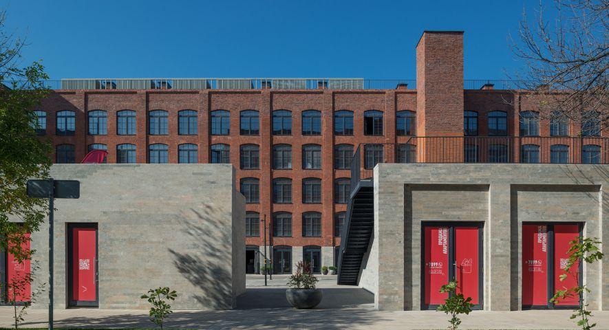Лофт-апартаменты «Красная стрела» изображение 0