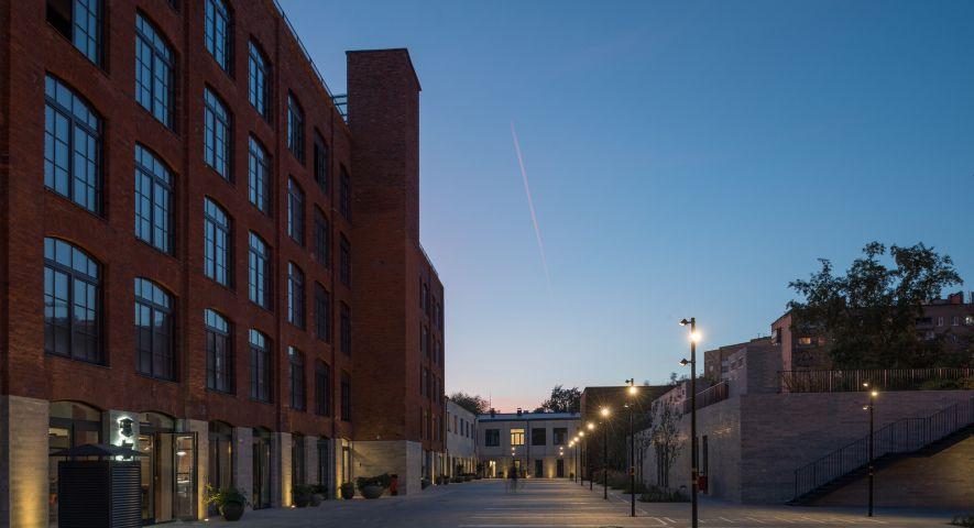 Лофт-апартаменты «Красная стрела» изображение 8