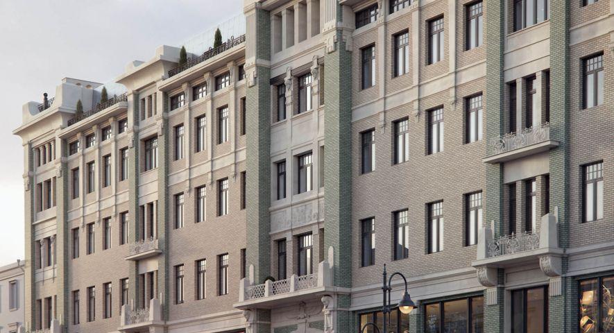 ЖК «Большая Дмитровка IX» изображение 2