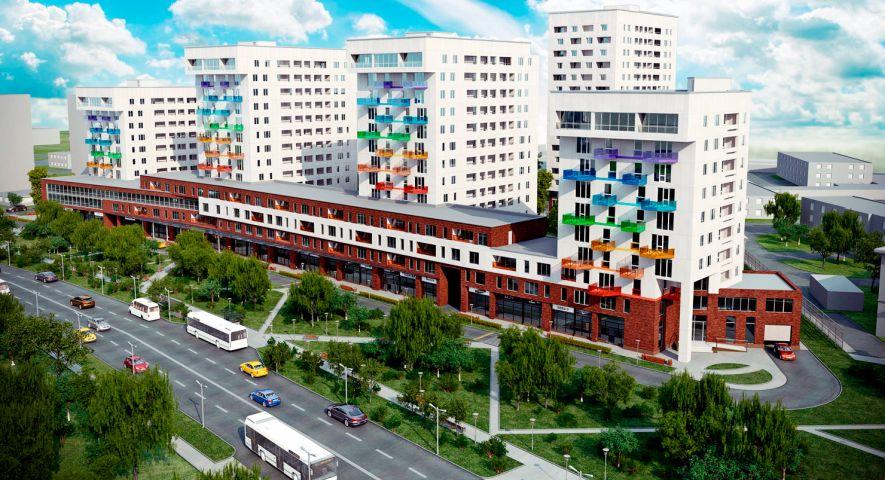 ЖК «Цветной Бульвар» изображение 0