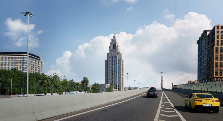 Комплекс апартаментов Alcon Tower (Алкон Тауэр) изображение 1