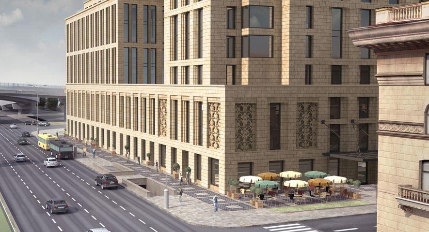 Комплекс апартаментов Alcon Tower (Алкон Тауэр) изображение 2