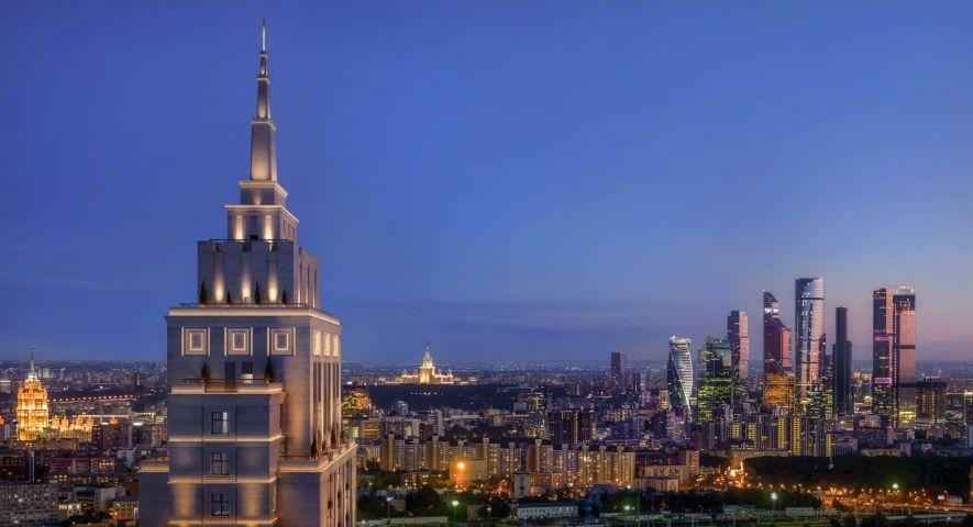 Комплекс апартаментов Alcon Tower (Алкон Тауэр) изображение 3