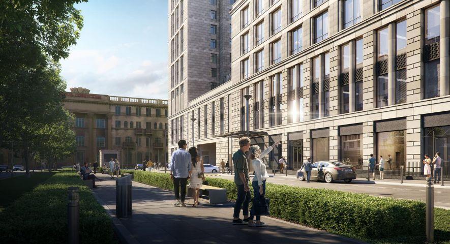 Комплекс апартаментов Alcon Tower (Алкон Тауэр) изображение 4