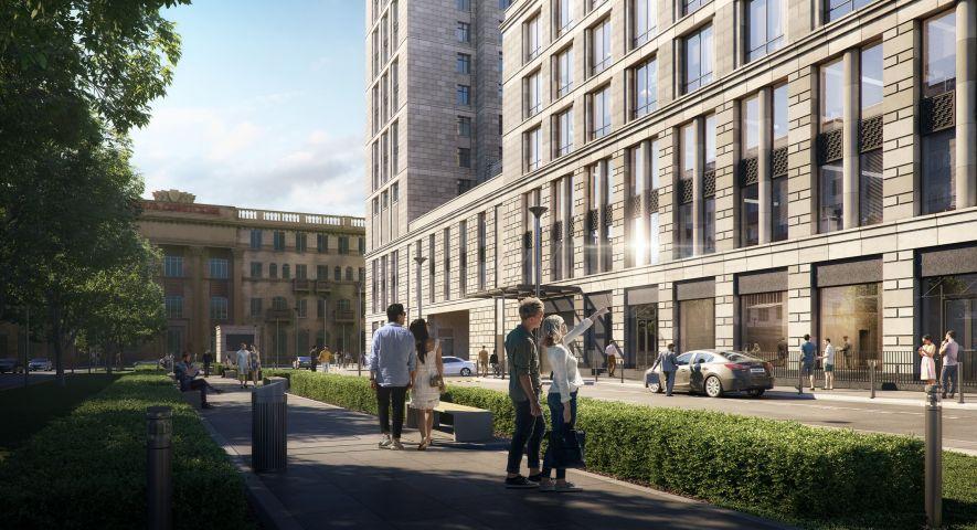 Комплекс апартаментов Alcon Tower (Алкон Тауэр) изображение 8