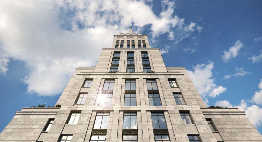 Комплекс апартаментов Alcon Tower (Алкон Тауэр) изображение 9