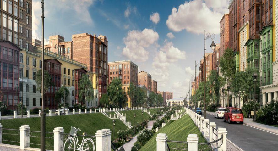 Город-курорт «Митино О2» изображение 4