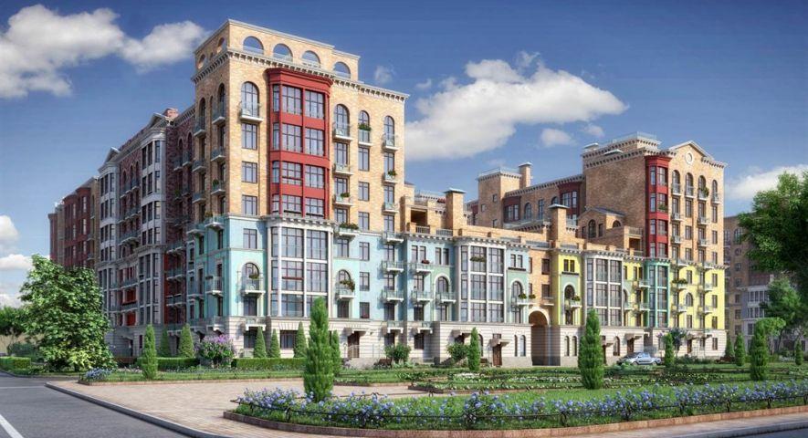 Город-курорт «Митино О2» изображение 5