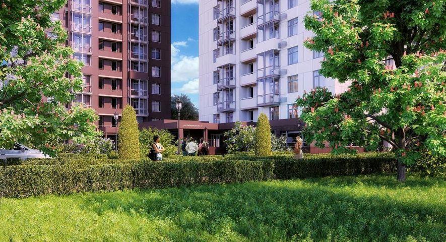 Сити-комплекс «Барбарис» изображение 0