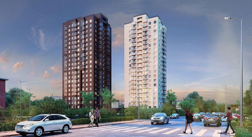 Сити-комплекс «Барбарис» изображение 3