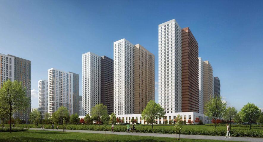 Жилой комплекс «Оранж парк» изображение 3