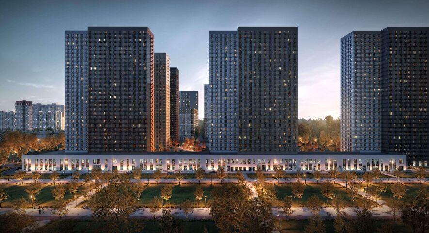 Жилой комплекс «Оранж парк» изображение 4