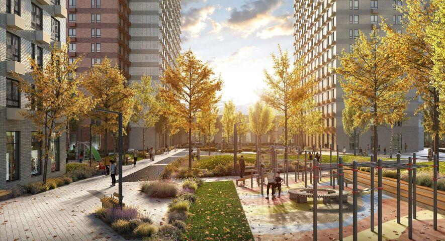 Жилой комплекс «Оранж парк» изображение 6