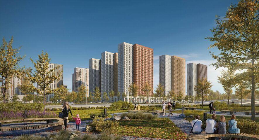 Жилой комплекс «Оранж парк» изображение 7