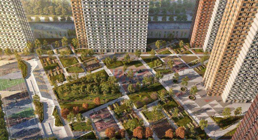 Жилой комплекс «Оранж парк» изображение 8