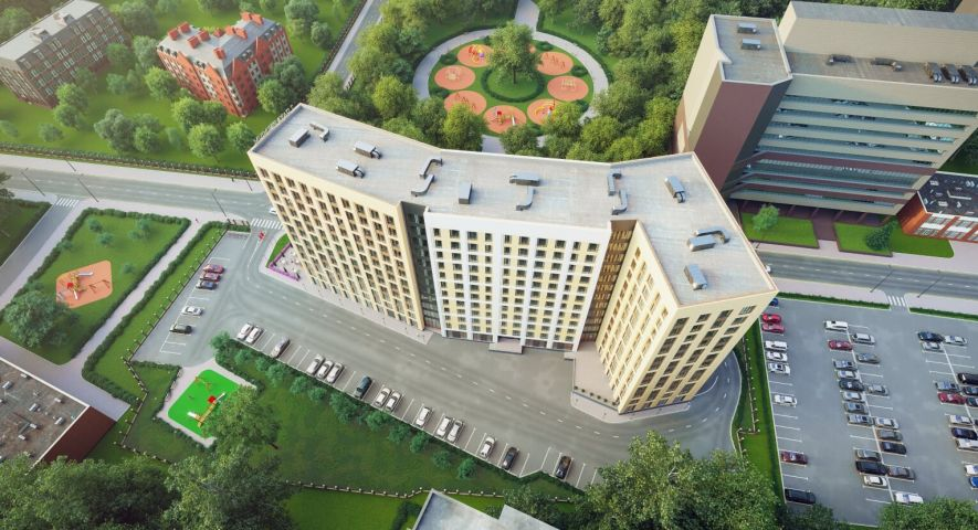 Апарт-комплекс «NOVA Алексеевская» изображение 0