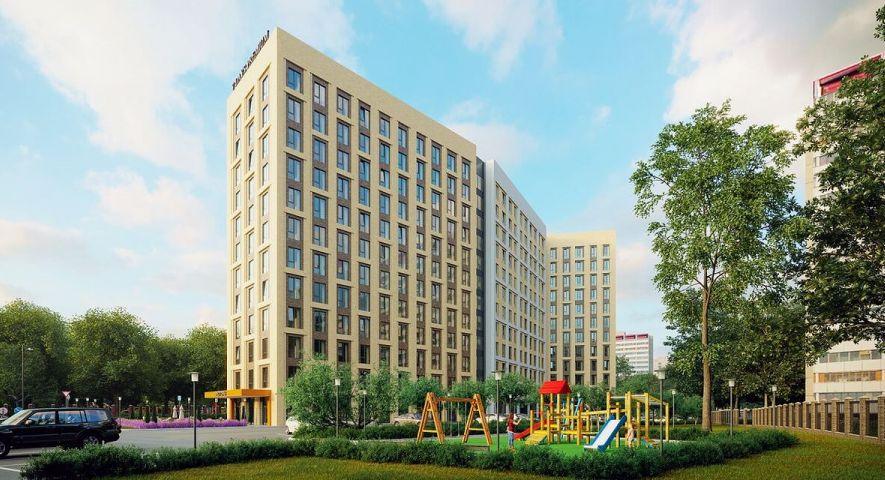 Апарт-комплекс «NOVA Алексеевская» изображение 1