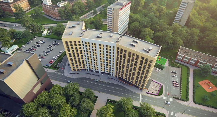 Апарт-комплекс «NOVA Алексеевская» изображение 2