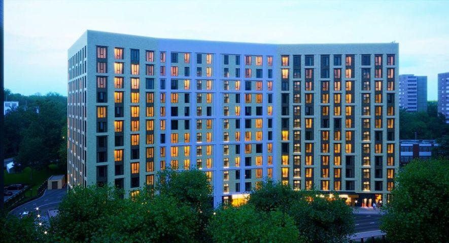 Апарт-комплекс «NOVA Алексеевская» изображение 3