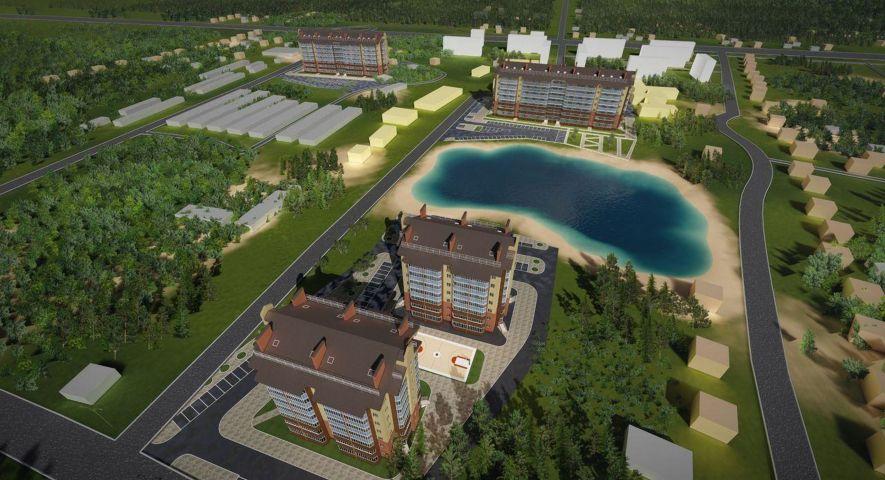 ЖК «У озера» изображение 2