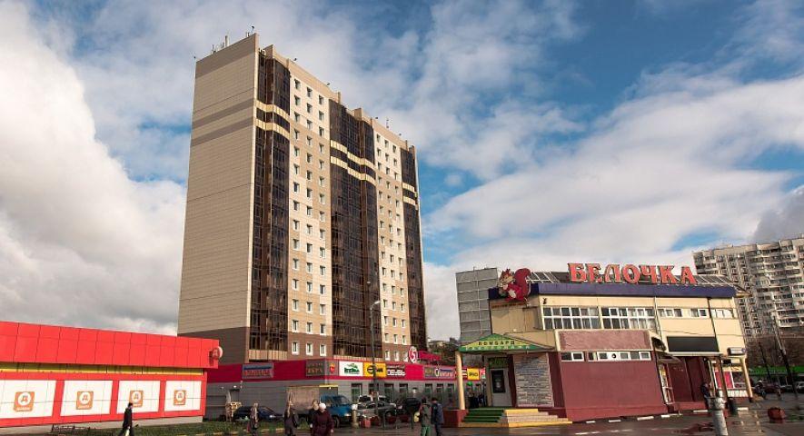 Комплекс апартаментов «Орехово. Дом у парка» изображение 1